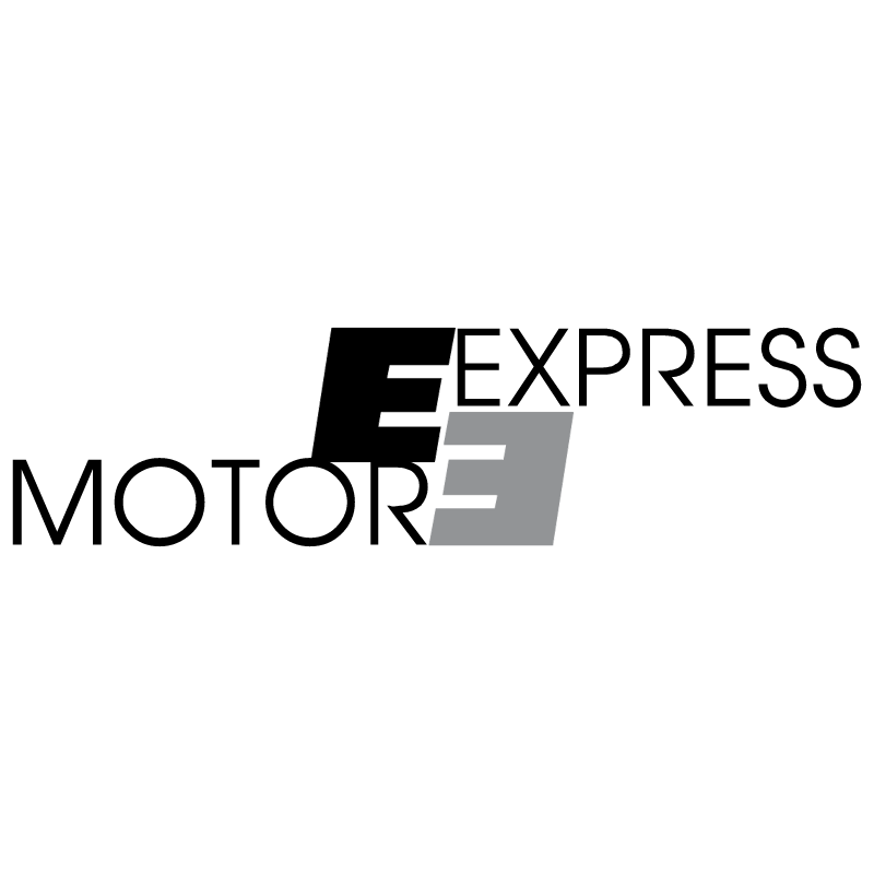Express Motor vector