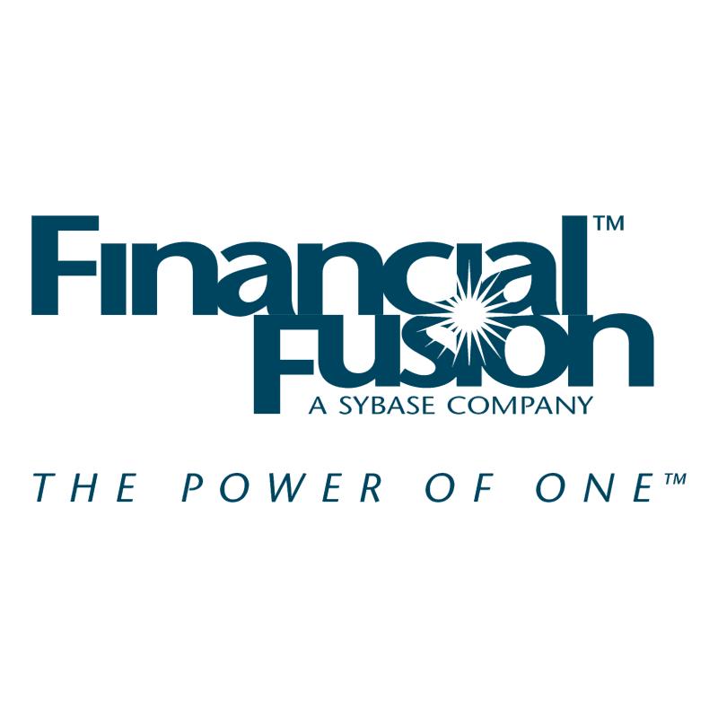 Financial Fusion vector logo