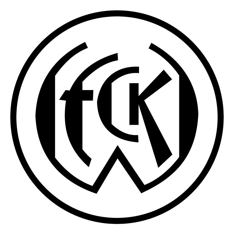 Football Club Koeppchen de Wormeldange vector