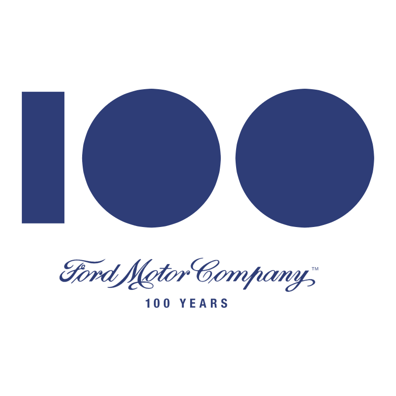 Ford Motor Company vector