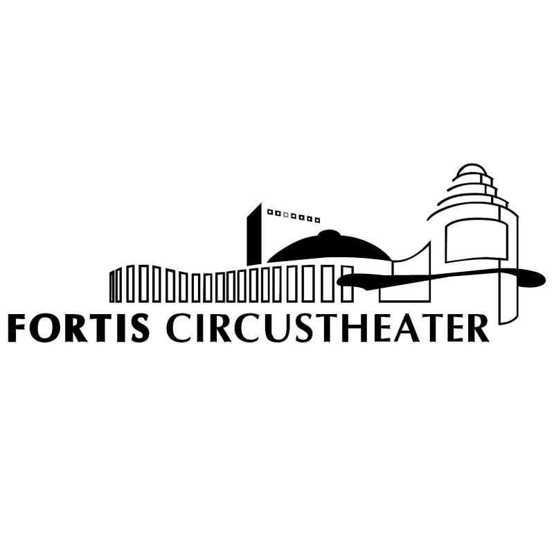 Fortis Circustheater vector