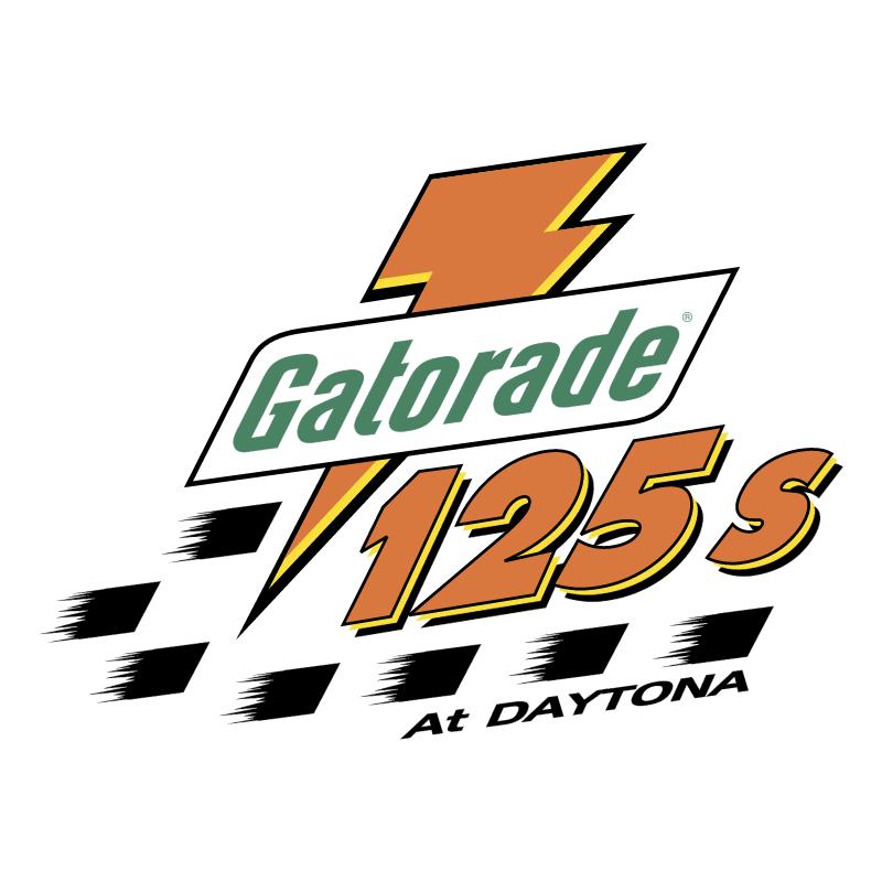 Gatorade 125S vector