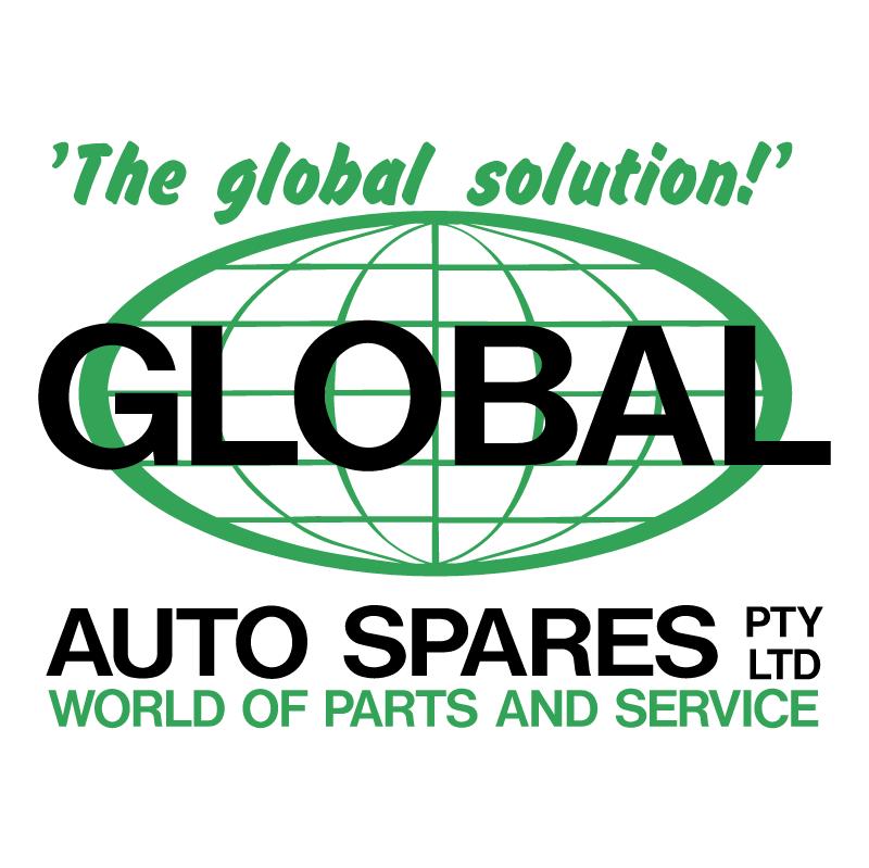 Global Auto Spares vector