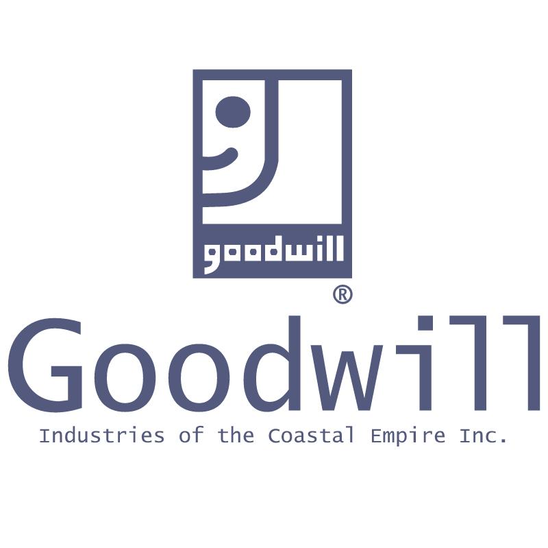 Goodwill vector logo