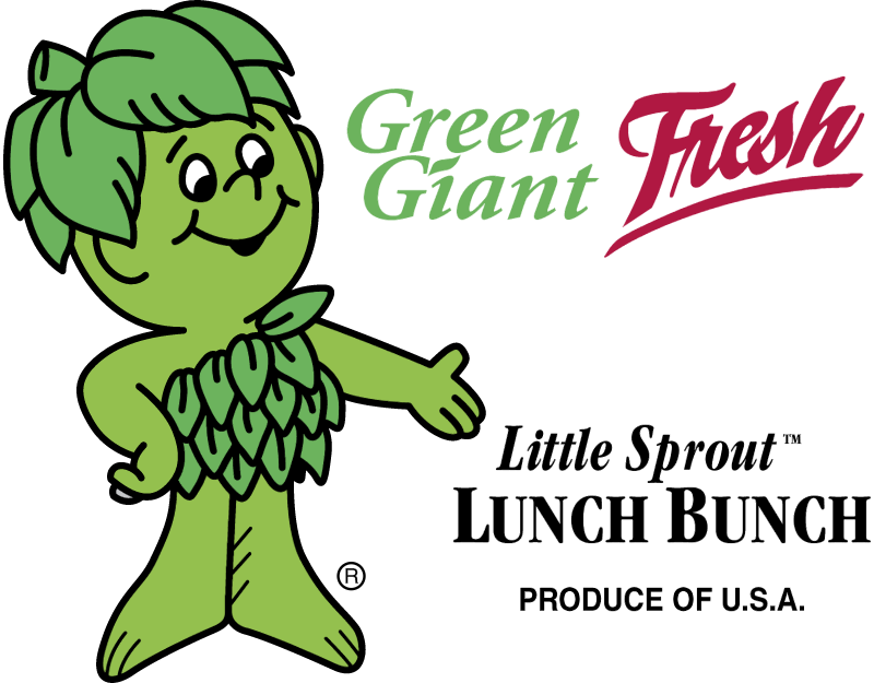 Green Giant Srout vector