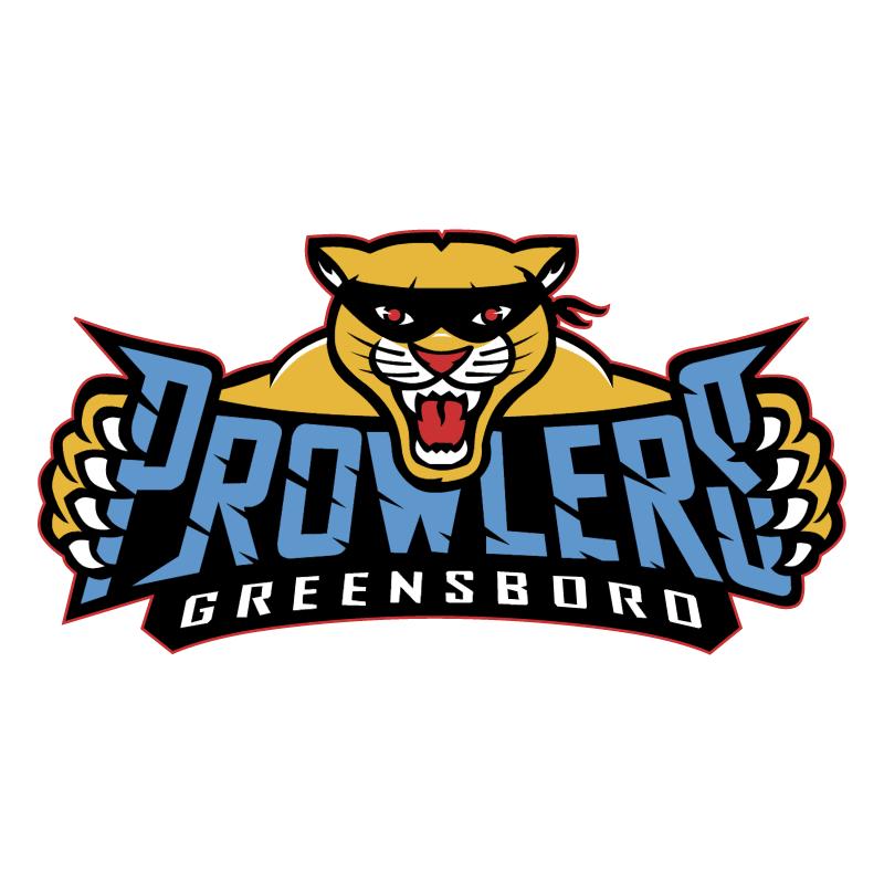 Greensboro Prowlers vector