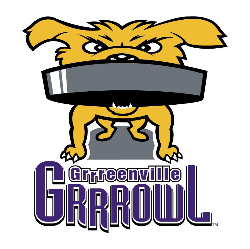 Greenville Grrrowl vector