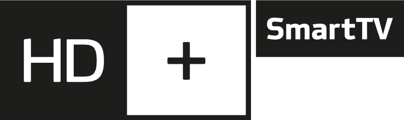 HD SmartTV vector logo