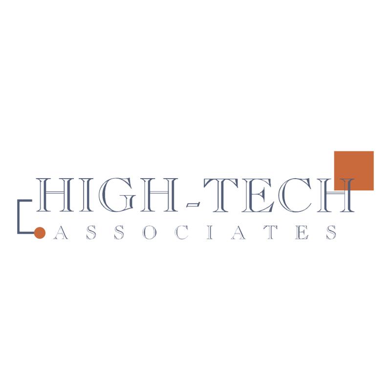 High Tech Associates vector