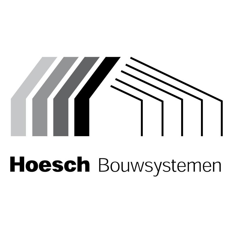 Hoesch Bouwsystemen vector