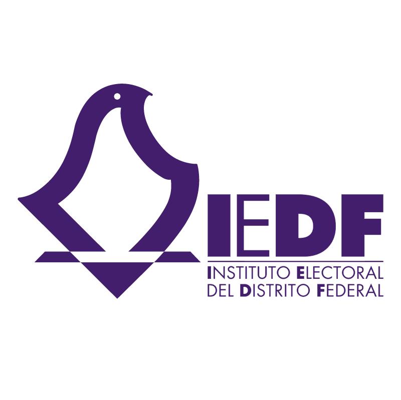 IEDF Mexico Politica vector