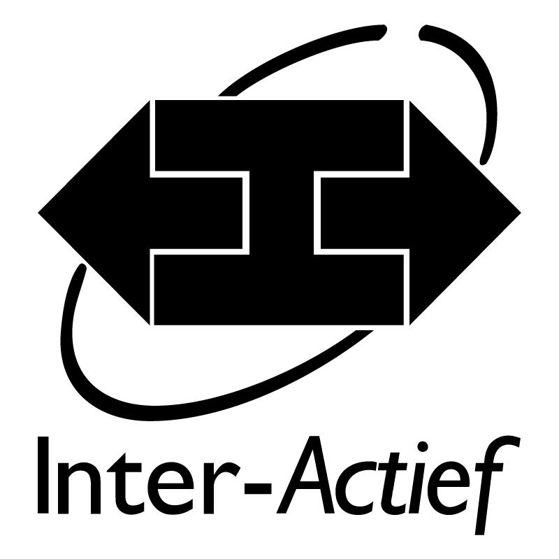 Inter Actief vector logo
