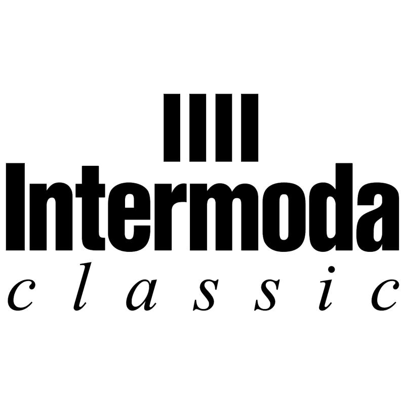 Intermoda Classic vector logo