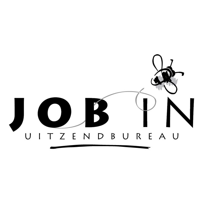 Job In Uitzendbureau vector