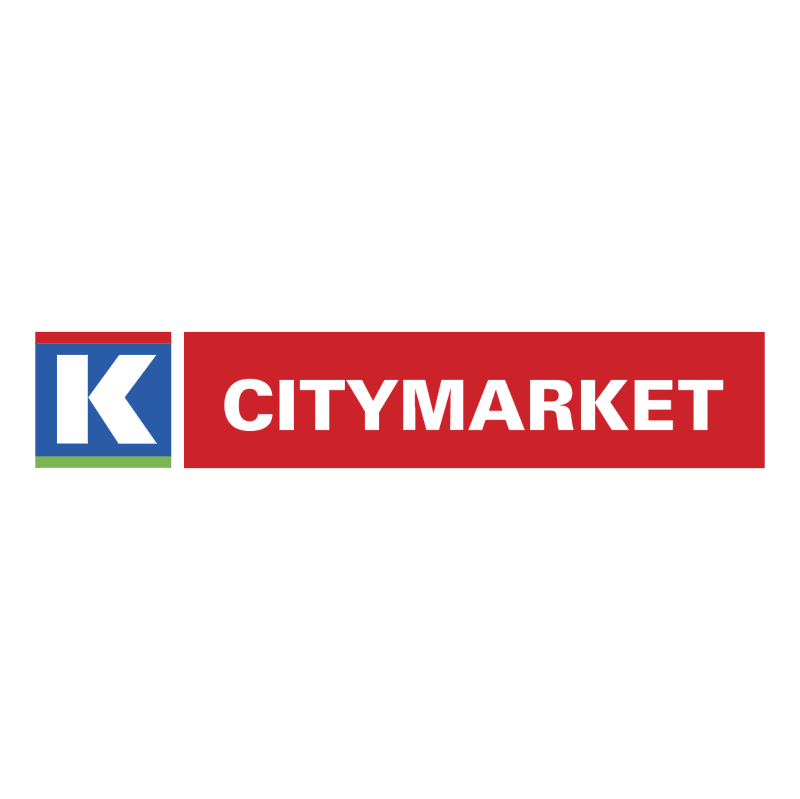 K Citymarket vector
