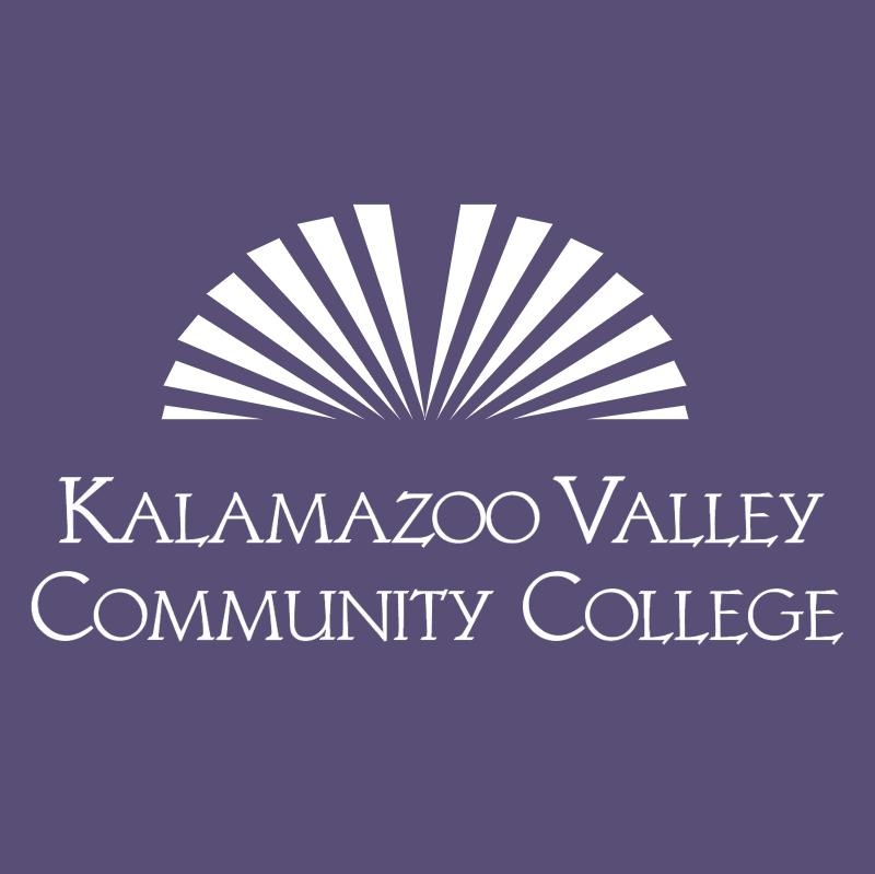Kalamazoo Valley Community College vector