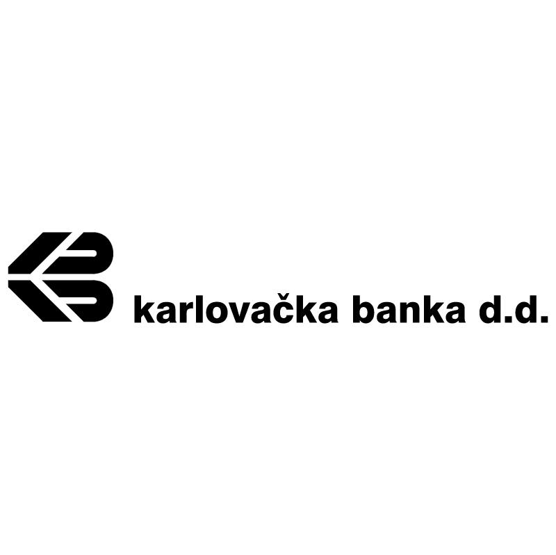 Karlovacka Banka vector
