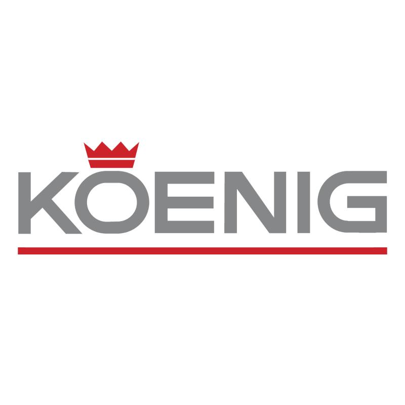Koenig vector logo