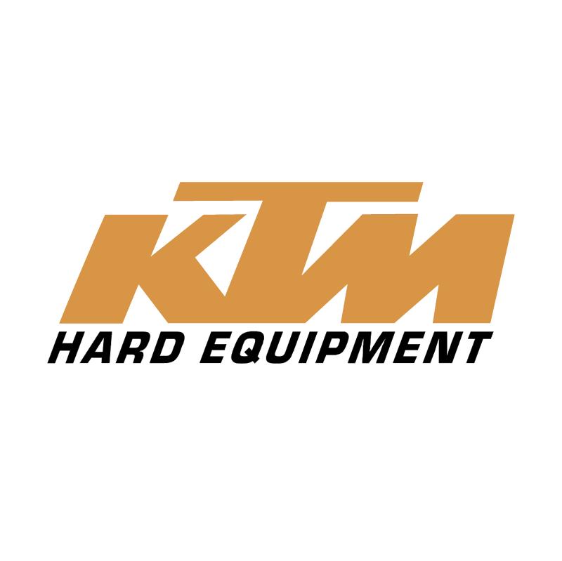 KTM Hard Equipment vector
