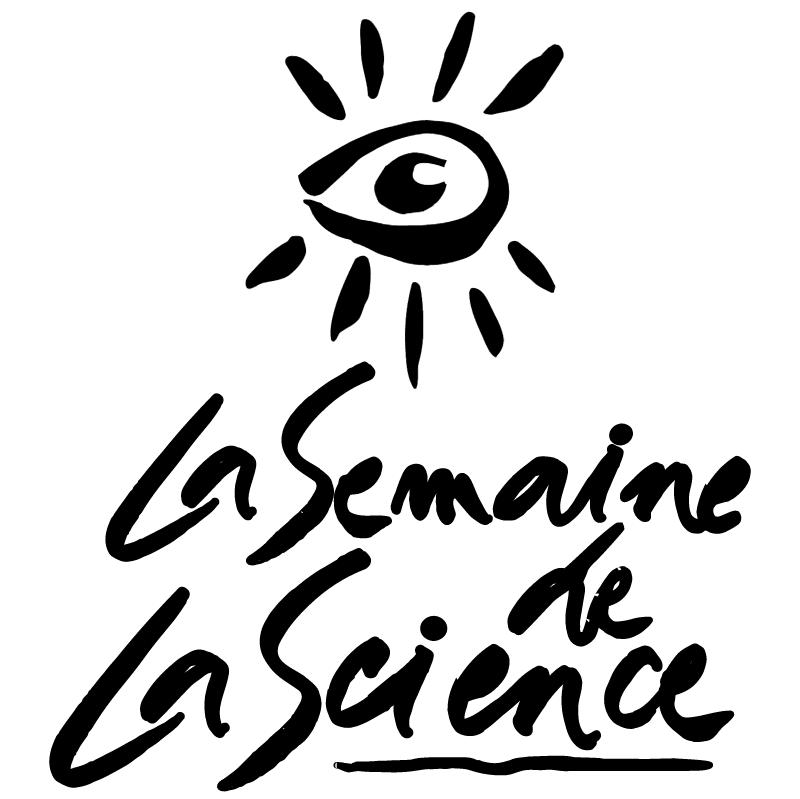 La Semaine de la Science vector