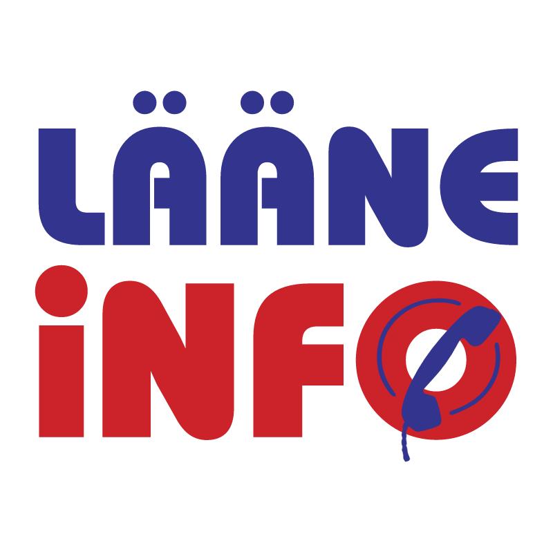 Laane Info vector logo