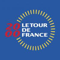 Le Tour de France 2000 vector