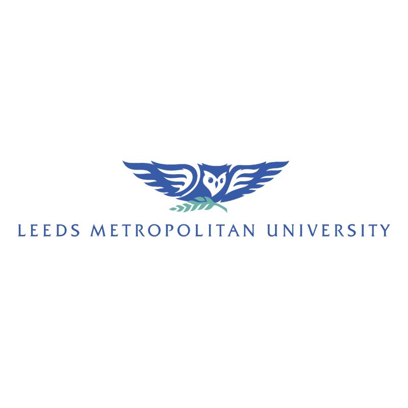 Leeds Metropolitan University vector