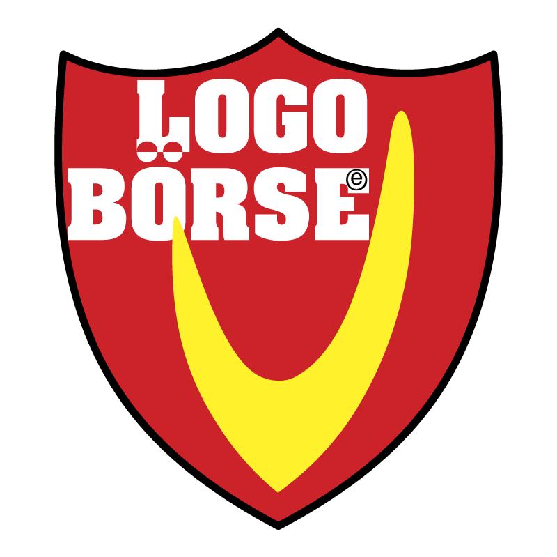 Logo Boerse vector