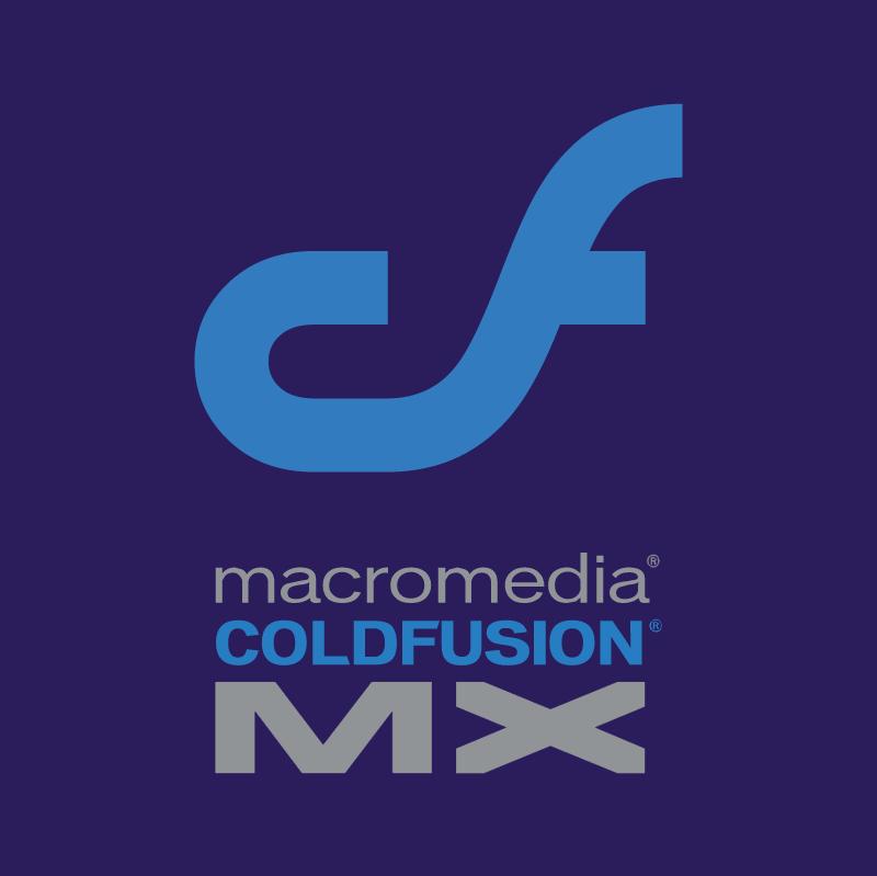 Macromedia ColfFusion MX vector