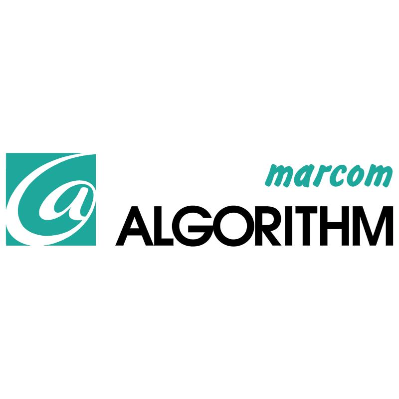 Marcom Algorithm vector