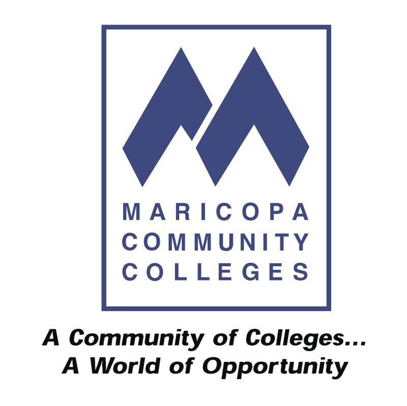 Maricopa Community Colleges vector