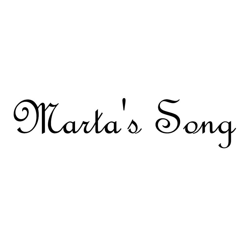 Marta's Song vector