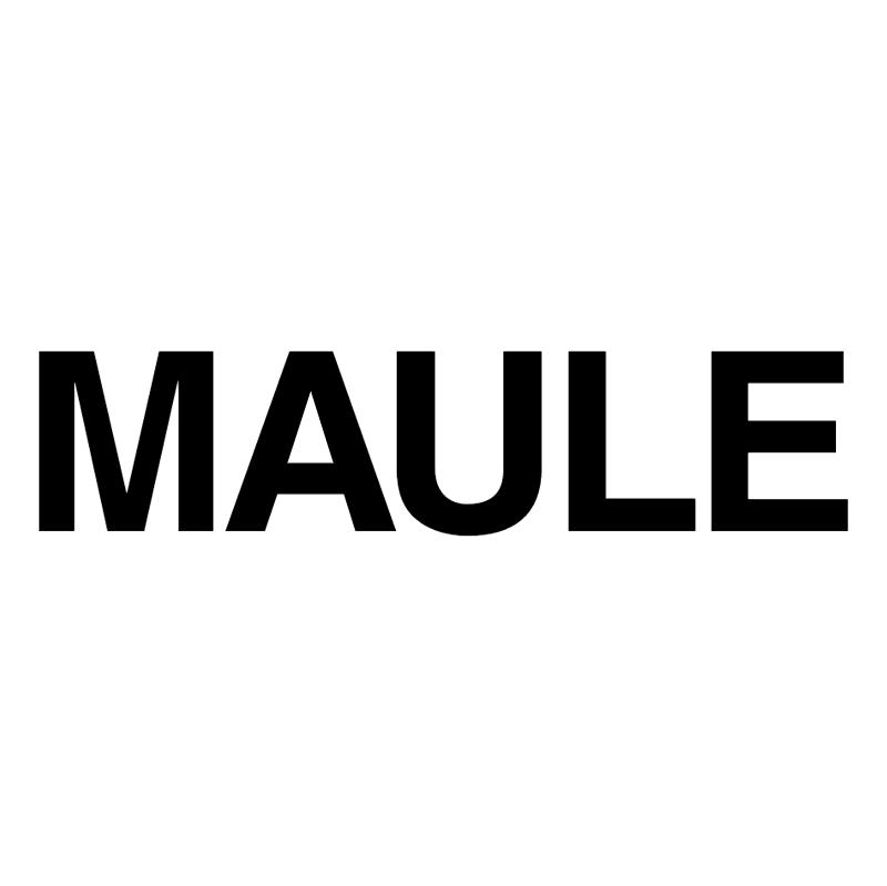 Maule vector logo