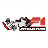 McLaren F1 vector