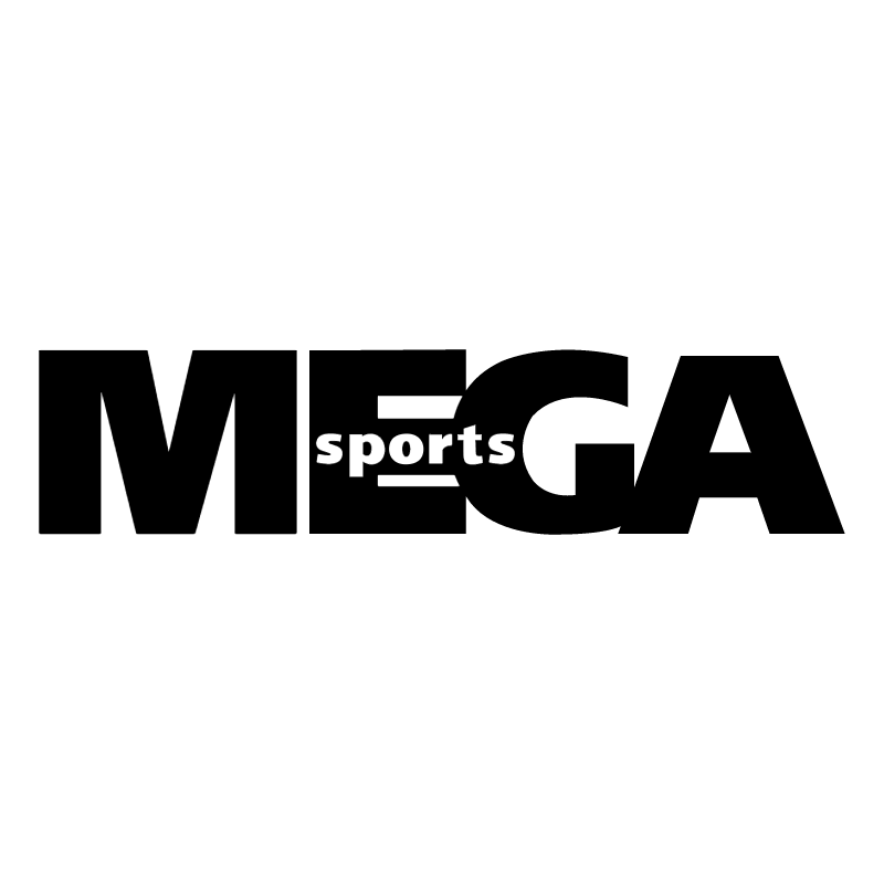 Mega Sports vector logo