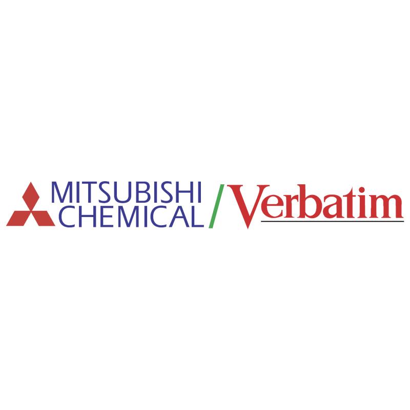 Mitsubishi Chemical Verbatim vector