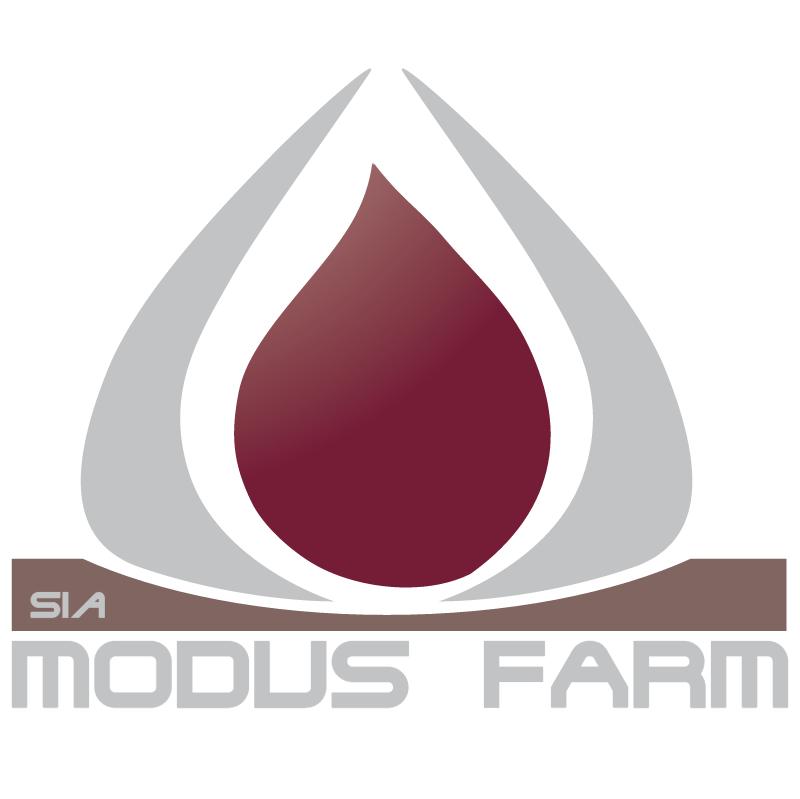 Modus Farm vector logo