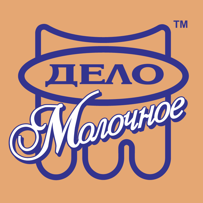 Molochnoe Delo vector logo