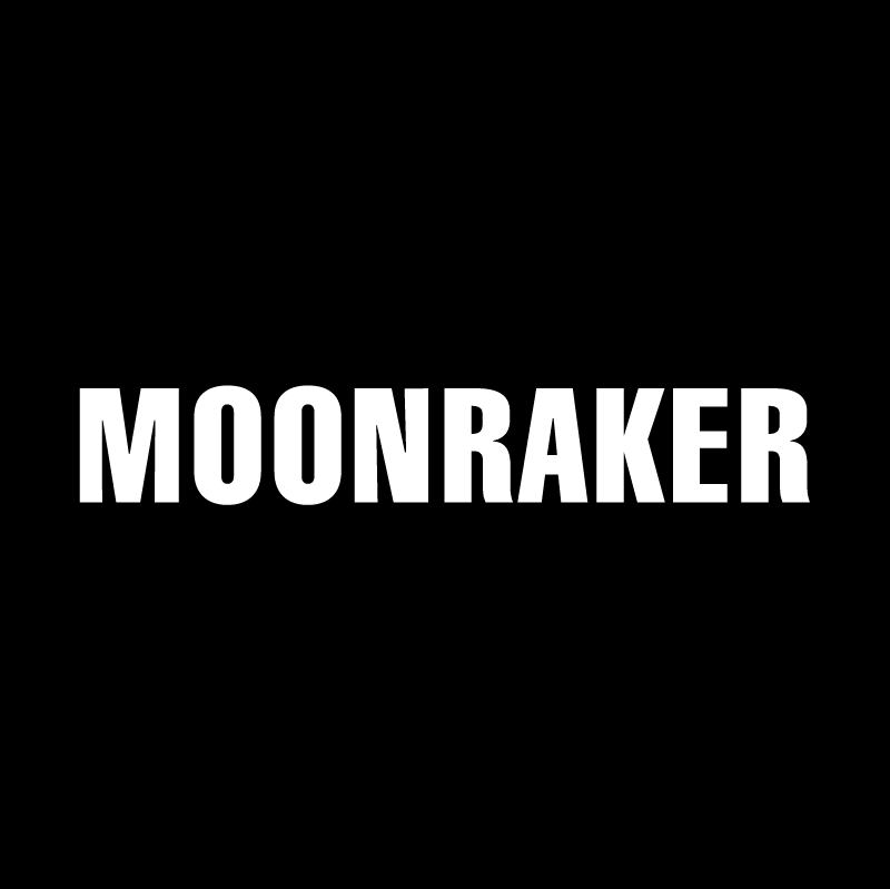 Moonraker vector logo