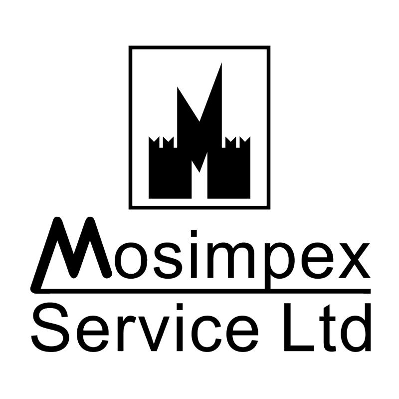 Mosimpex Service vector