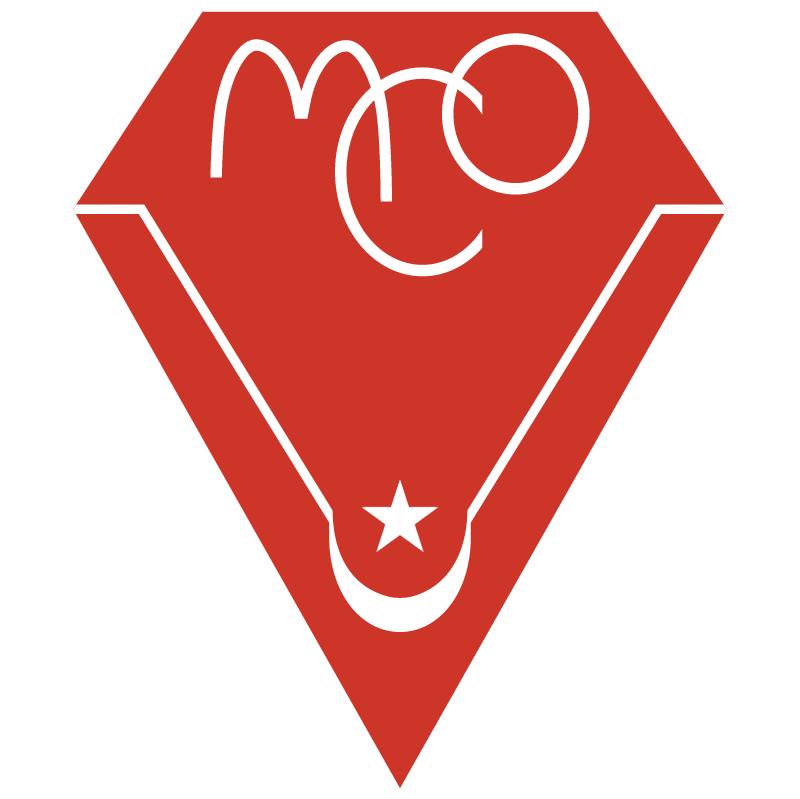 Mouloudia Club Oranais vector