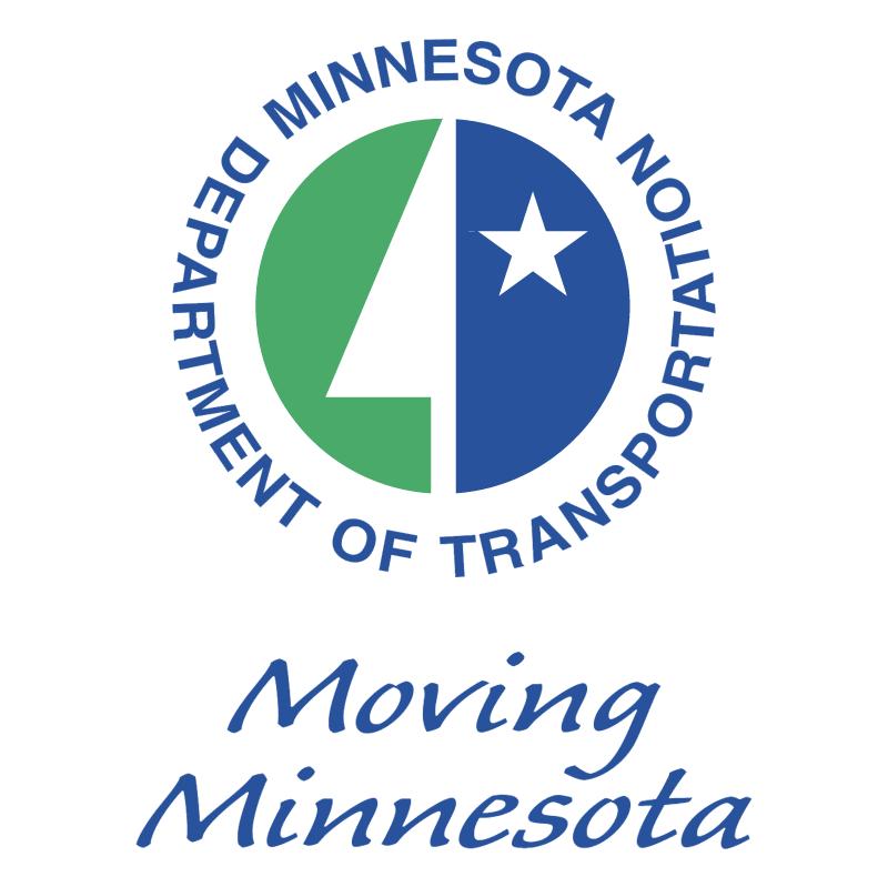 Moving Minnesota vector logo