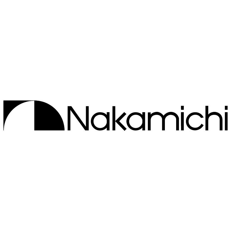Nakamichi vector logo