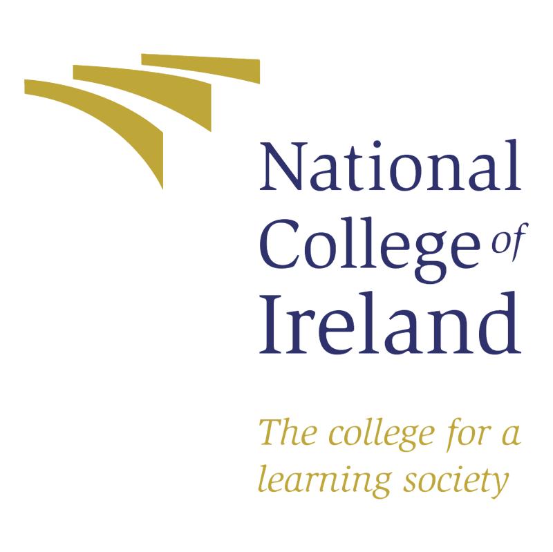 National College of Ireland vector