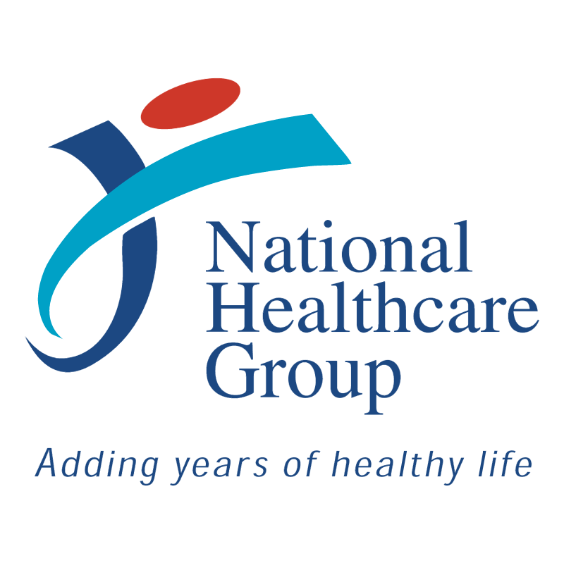 National Healthcare Group vector logo