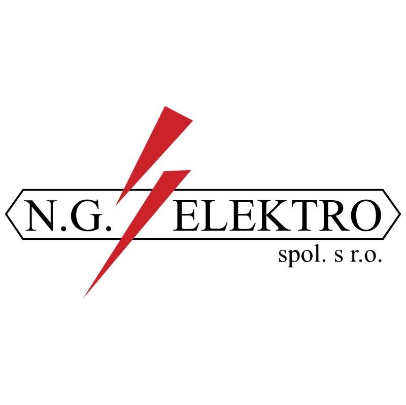 NG Elektro vector