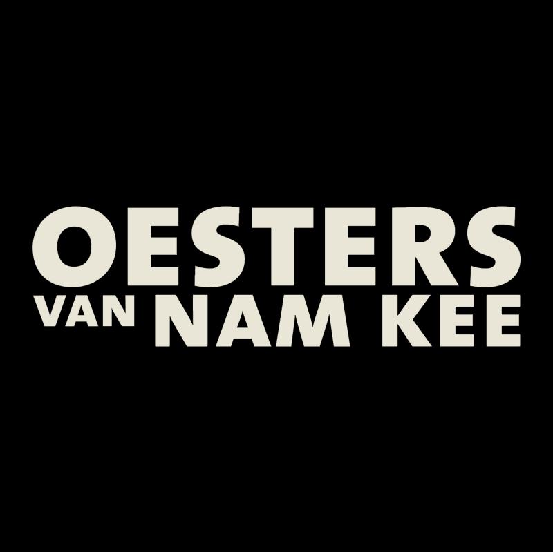 Oesters van Nam Kee vector