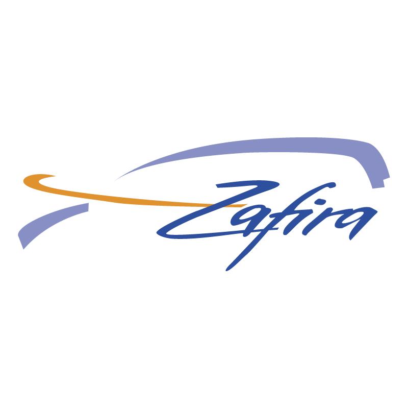 Opel Zafira vector