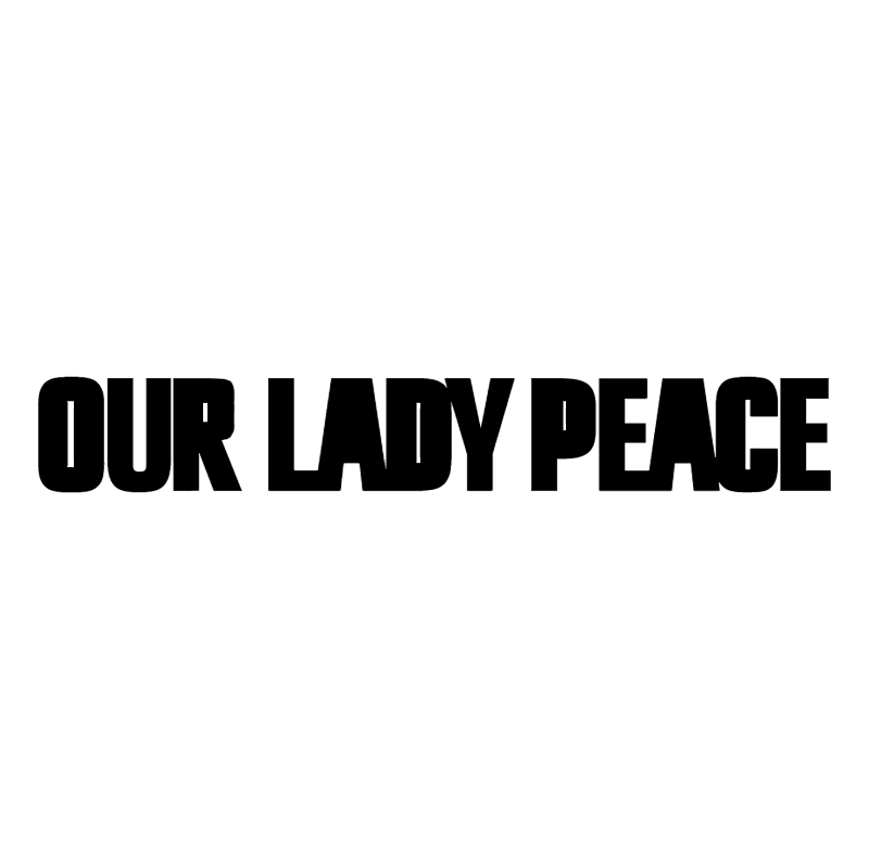 Our Lady Peace vector