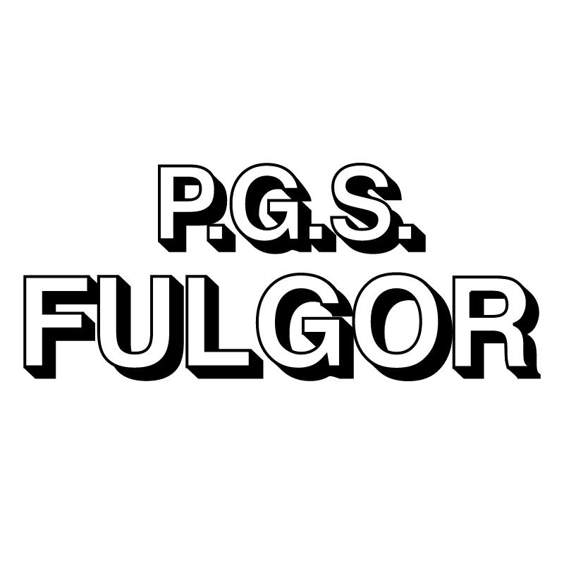 P G S Fulgor Marchio vector